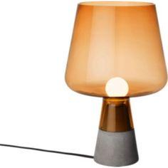 Leimu Lamp, 380 x 250 mm copper, 2013 Scandinavia Design, Interior Styling, Interior Design, Glass Birds, Bird Design, Table Lamp, Copper, Lights, Kids Room