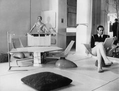 A look at Alison Smithson's 1956 House of the Future.
