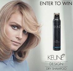 Enter to #WIN #Keune Design #DryShampoo! > http://woobox.com/hawenz