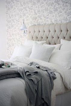 Bedroom Inspo: Tufted Beds - FRANKIE HEARTS FASHION