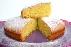 Torta margherita, scopri la ricetta: http://www.misya.info/2013/11/22/torta-margherita.htm