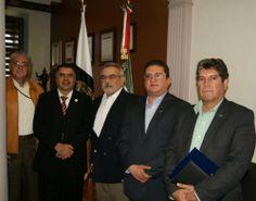 Rector de la UAZ y directivo de universidad cubana analizan ampliar relaciones académicas