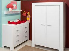 Babykamer Bopita Ideeen : Babykamer uit de mix van bopita meubels voor de