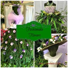I attended our local Lawn and Garden Show Sunday. It is sponsored by the Hamilton County Master Gardeners, and they always have, not only great vendors, but some very interesting displays. There a…