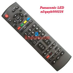 Buy generic remote suitable for Panasonic LED Tv Remote N2QAYB000226 at lowest price from LKNstores.com. Online's Prestigious buyers store.