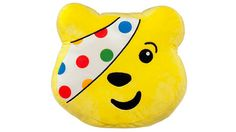 You can purchase this rather lovely Pudsey cushion from B