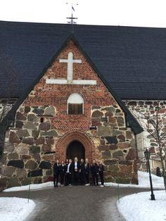 Hollolan keskiaikaisella kirkolla