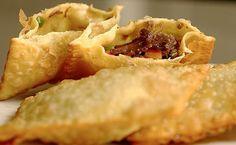 Pastel de Rabada - http://superchefs.com.br/pastel-de-rabada/ - #Boteco, #Pastel, #PastelDeRabada, #Rabada, #RaboDeBoi, #Receitas