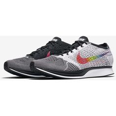 Nike Flyknit Racer BETRUE Unisex Running Shoe. Nike.com ($160) ❤ liked on Polyvore featuring shoes, athletic shoes, nike athletic shoes, nike, running shoes, nike shoes and athletic running shoes