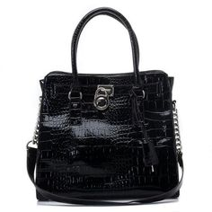 Perfect Michael Kors Python Continental Large Black Totes, Perfect You