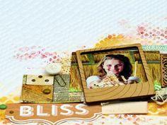 BC   Scrapbook Layout Details - Bliss