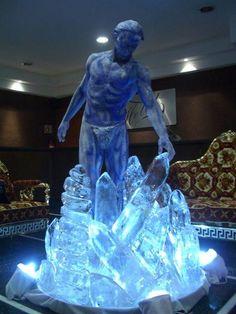 Asombrosas esculturas de hielo - Taringa!