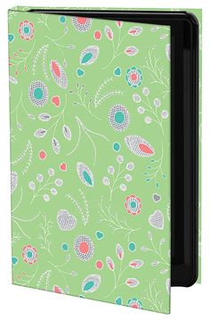 "Keka: Designer iPad Cases - ""Lacey Flowers"" by Rebecca Stoner"
