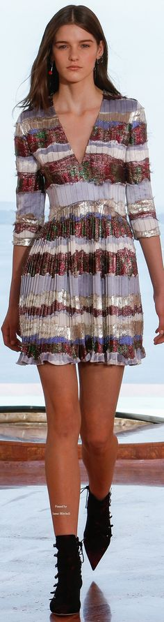 Dior Pre Spring 2016 collection women fashion outfit clothing style apparel @roressclothes closet ideas