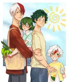 Yaoi book - TodoDeku (part - Wattpad My Hero Academia Shouto, My Hero Academia Episodes, Hero Academia Characters, Anime Characters, Bebe Anime, Bakugou Manga, Familia Anime, Anime Boyfriend, Boku No Hero Academy