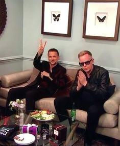 Depeche Mode, 2017