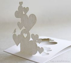pop-up-card -- hearts