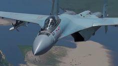 Истребитель Су-35С  лучший воздушный боец поколения  «4++»  Непревзойден...