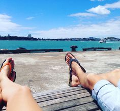 Here we are!!! Summertime in #Auckland #newzealand #sun #warm #boat #sailboat #pier #flipflop #short #summer #southernhemisphere by fafafyct