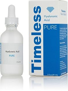 Timeless Skin Care Specialize in all Natural Skin Care Products. Focusing on Organic Anti-Aging, Wrinkle Cream with Hyaluronic Acid & Matrixyl Serum & are Paraben Free. Creme Anti Rides, Creme Anti Age, Best Hyaluronic Acid Serum, Anti Aging, Timeless Skin Care, Natural Skin Moisturizer, Glycerin, All Natural Skin Care, Natural Face