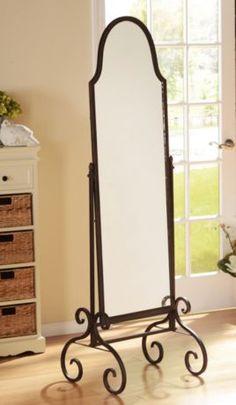 Perfect full length mirror #kirklands #bathroomluxury