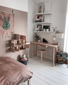 Sunday tidying, kids room, kids, home decor, Creative Kids Rooms, Cool Kids Bedrooms, Deco Kids, Kids Room Design, Room Kids, Minimalist Bedroom, Modern Bedroom, Kid Spaces, Girl Room