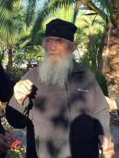 Старец Ефрем Филотейски (Аризонски)