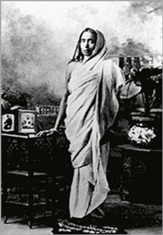 Photos of Holy Mother Sarada Devi - Photo Gallery - Vedanta Society of New York - Ramakrishna Math and Ramakrishna Mission Mother Kali, Divine Mother, Rare Pictures, Rare Photos, Indian Saints, Lord Murugan, Great Philosophers, Shiva Art, Swami Vivekananda