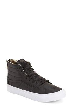 Vans 'Sk8-Hi Slim' Zip Sneaker (Women)