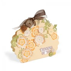 Thinking of You Flower Gift Bag #2