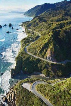 Highway 1 Humboldt County