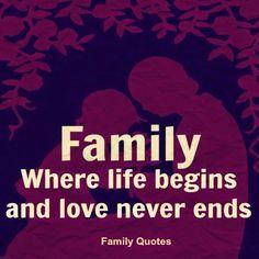 Family is #1 in my heart!