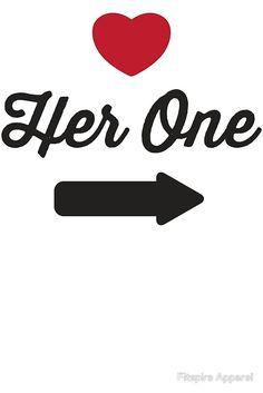 Her One ----> (His Only) 1/2