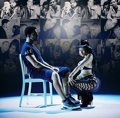 every king needs his queen Drake & Nicki Minaj