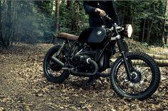 BMW R60/7 par St. Brooklyn motorcycle