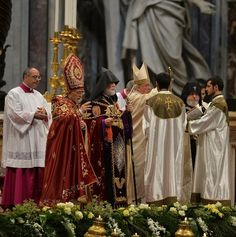 """""""The first Genocide of the 20th century was perpetrated against Armenians"""" - Pope Francis said during a Mass in the Armenian Catholic rite in St. Peter's Basilica to mark 100 years since the Armenian Genocide ..."""