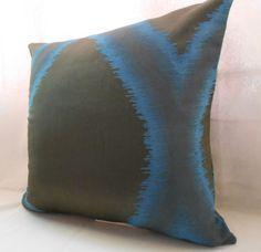 fantasy  pillow cover  cushion cover   silk  cotton  di Ilfilodoro, €15.43