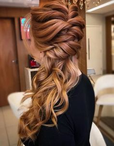 29 Excellent Baby Hair Brush And Comb Set Hair Brush Long Hair Wedding Hairstyles For Long Hair, Undercut Hairstyles, Braids For Long Hair, Party Hairstyles, Wedding Hair And Makeup, Hairstyles With Bangs, Braided Hairstyles, Bridesmaid Hairstyles, Teenage Hairstyles