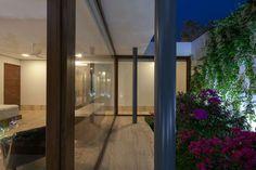 goko arquitectos / casa de ocho jardines, cuernavaca