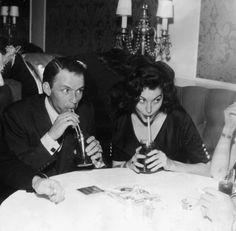Frank Sinatra and Ava Gardner, 1951