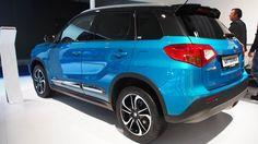 2016 Suzuki Vitara 1.6 120hp DDiS AllGrip Trim Level Comfort+ -  Exterio...