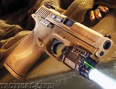 SMITH & WESSON M&P40 VTAC | Tactical Life