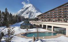 Interalpen-Hotel Tyrol #Telfs #Austria #Luxury #Travel #Hotels #InteralpenHotelTyrol
