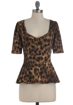 "You're One Hepcat Top, #ModCloth    Love the top,  could lose the name of ""Hepcat"" it is from the 40's style but it is way beyond that, it is very classic!"