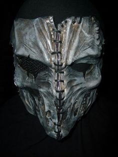 Fb latex mask Character Inspiration, Character Art, Character Design, Motorcycle Mask, Horror Masks, Skull Mask, Leather Mask, Cool Masks, Masks Art