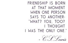 c.s. lewis on friendship