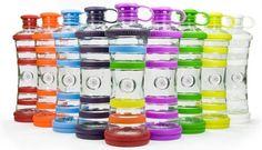 i9 informované fľaše- 9 druhov farieb