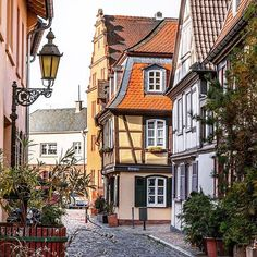 Frankfurt-Höchst, Germany ...       This beautiful picture is by  @lettersoftravel