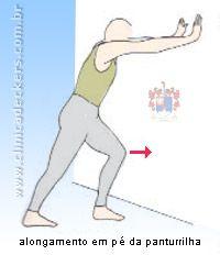 Orientações Médicas / Ortopedia: Tendinite do Calcâneo (Lesão no Tendão de Aquiles) O que é ? Como ocorre ? Como tratar ? Exercícios de reabilitação.