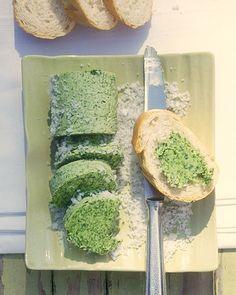 Bärlauch-Butter